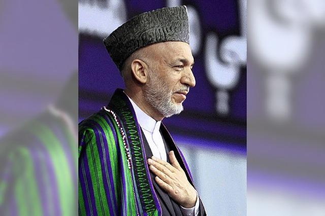 Verhandlungen mit den Taliban gefordert
