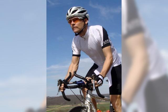Radsporter aus Vörstetten will in Amerika hoch hinaus