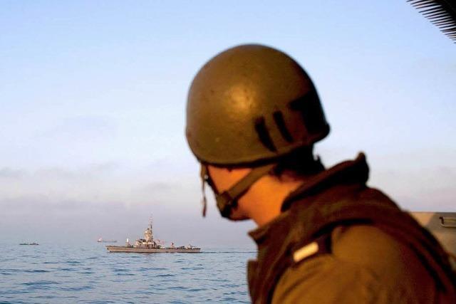 Gazastreifen: Israelische Marine stürmt Hilfsschiff