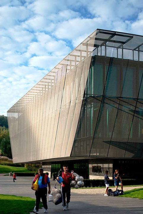 Zentrale der Macht: der Fifa-Sitz in Zürich  | Foto: Caro / Klemmer