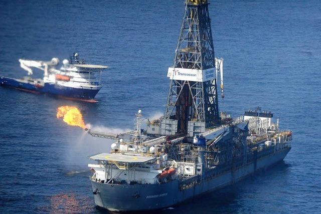 Erste Fortschritte im Kampf gegen die Ölpest
