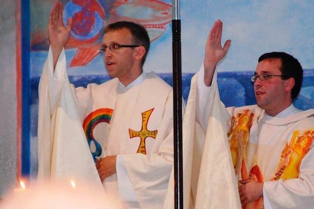Dekan ist stolz auf junge Geistliche
