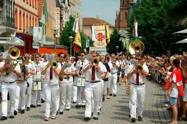 Landesturnfest in Offenburg: Friedlich, fröhlich, fulminant
