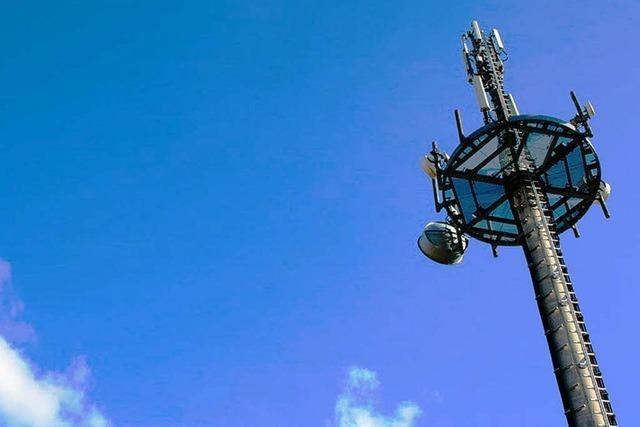 Basler stimmen über Ausbau des Mobilfunknetzes ab