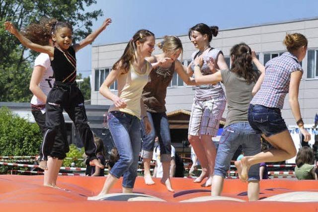 Landesturnfest: Bewegung und Aktivurlaub