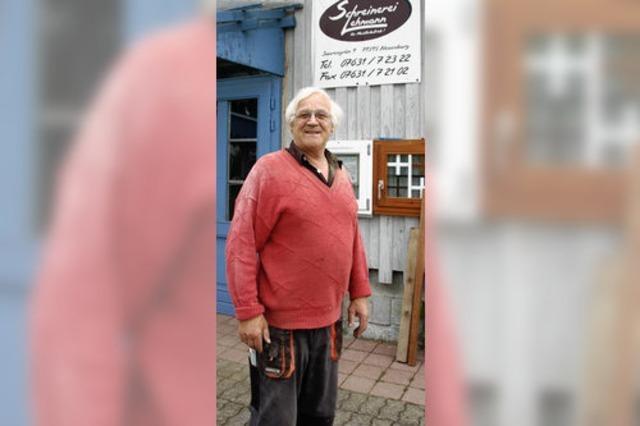 Warum Hans-Peter Lehmann seit 30 Jahren als Bürger Gemeinderatssitzungen besucht