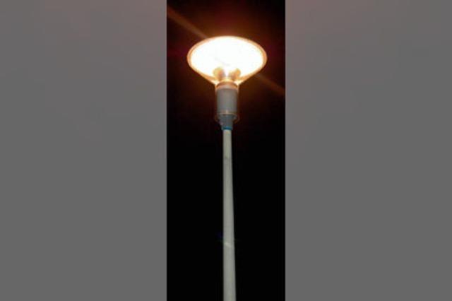 Mehr Licht für die Stadt
