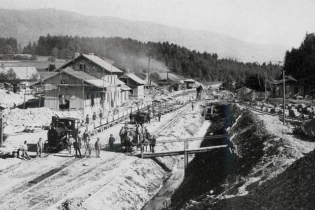 120 Jahre Fahrnauer Tunnel