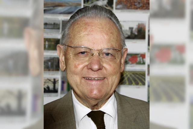 Rolf Brauchle wird heute 80