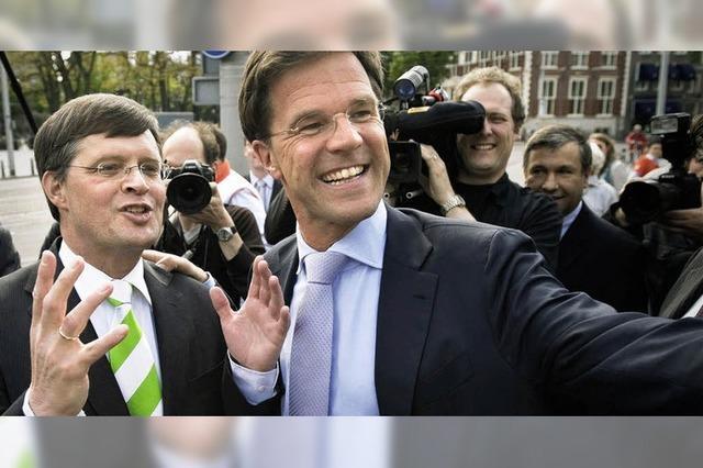 Die Ära Balkenende könnte bald Geschichte sein
