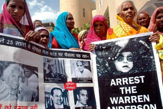 Bhopal-Urteil: