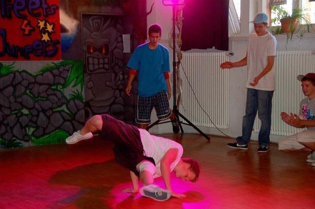 Zweites Tanzfest im Haus der Jugend