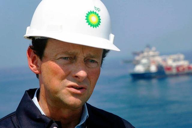 Öl-Katastrophe: Obama möchte den Verantwortlichen