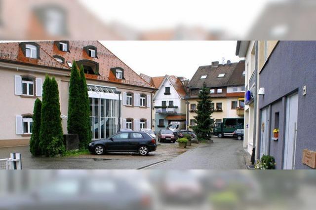 Parkplatz oder Grüne Oase