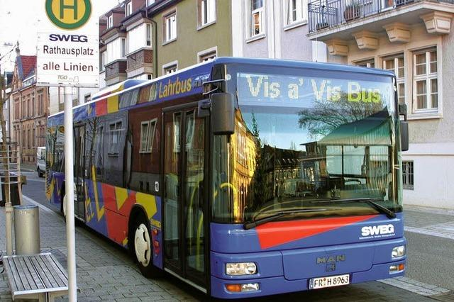 Vis-à-Vis-Bus fährt wieder