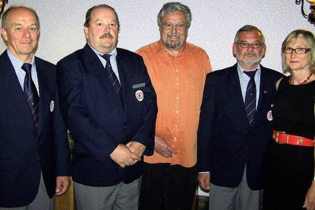 Auszeichnungen für langjährige Mitglieder