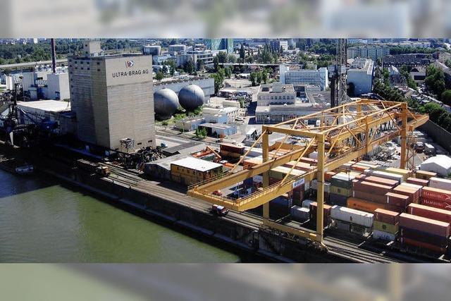 Mehr Sicherheit im Hafen
