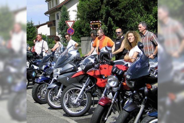 Ein Muss für alle Motorradfahrer