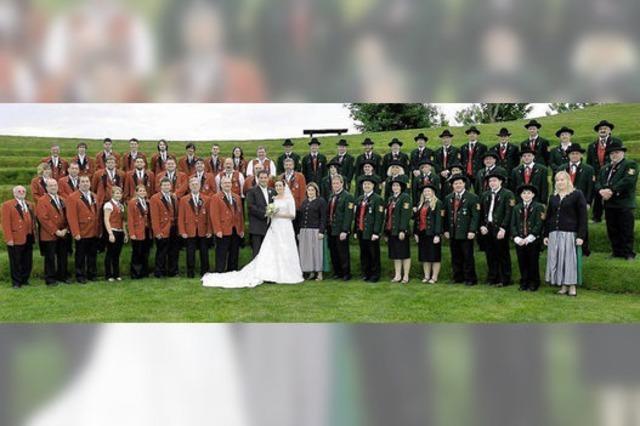 ZUR PESON: Eine deutsch-österreichische Hochzeit