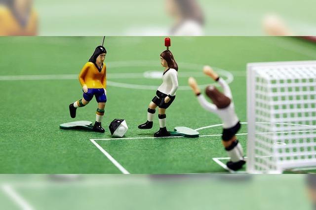 Interview: Tipp-Kick setzt auf Frauenfußball