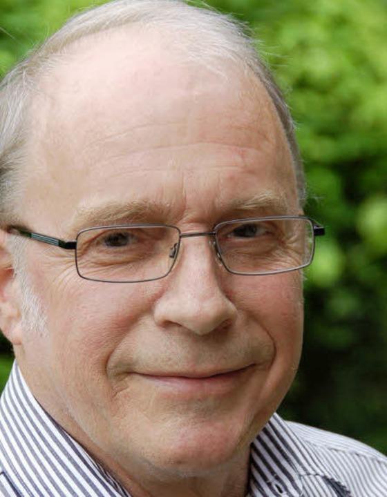 Professor Helmut Schmelzeisen ist 70 Jahre alt  | Foto: wolfgang beck