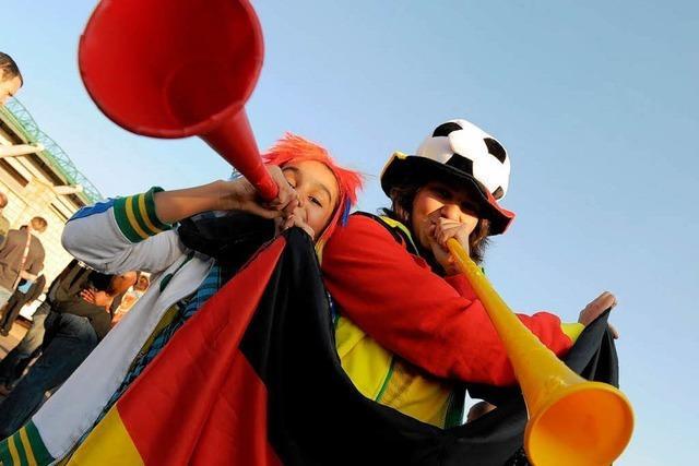 Vuvuzela-Alarm: Public Viewing ohne Terror-Tröten