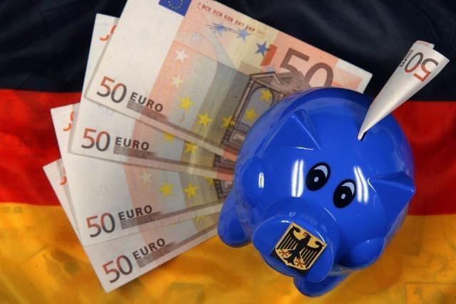 Spart Merkel auf Kosten der Schwachen?