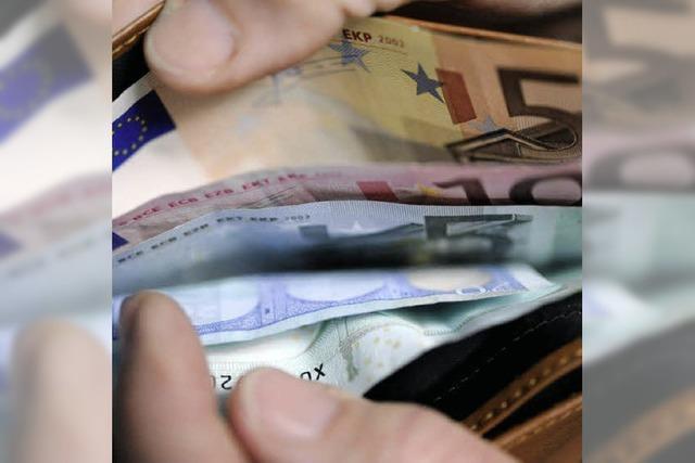 Düstere Finanzaussichten für Sasbach im Jahr 2011