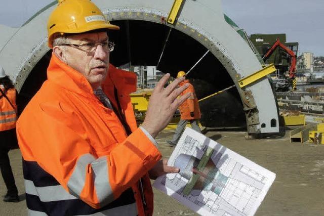 Neues Kraftwerk produziert Strom