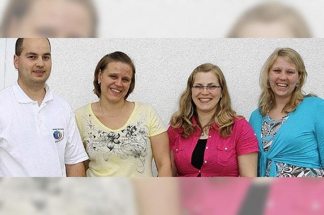 Neues Team leitet das Jugendrotkreuz