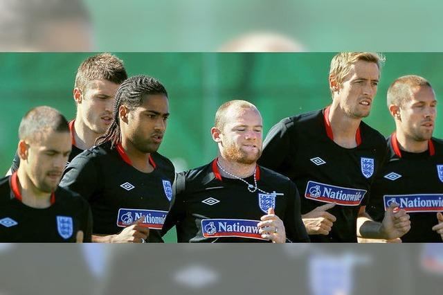 Alles dreht sich um Rooney