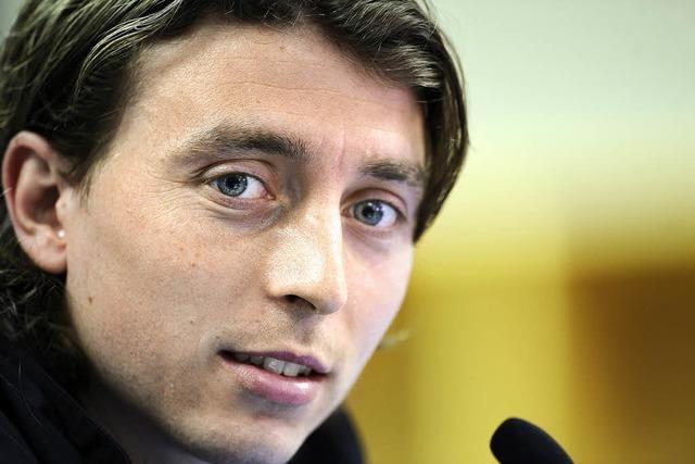"""Riccardo Montolivo: """"Ich bin glücklich, dabei zu sein"""""""