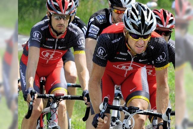 Tony Martin soll in der Schweiz Etappensiege einfahren