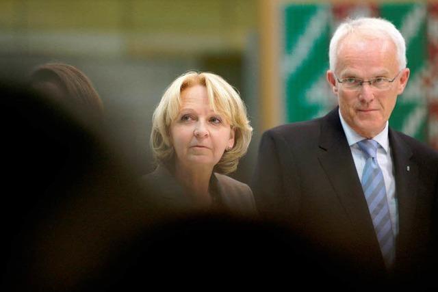 CDU und SPD: Erfolgloser Koalitionspoker in NRW