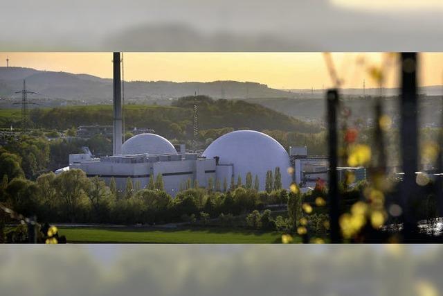Kernkraftwerk Neckarwestheim I ist ein Stromfresser