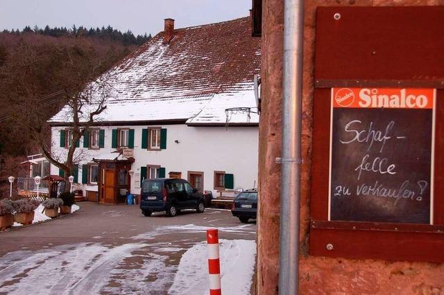Auf dem Bettlerpfad zum St. Gotthardthof wandern