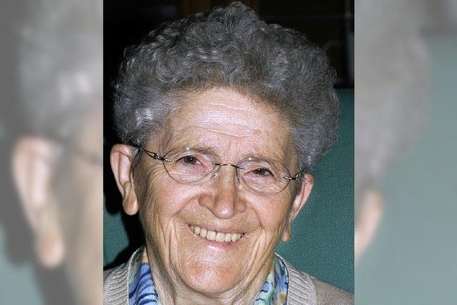 Hannelore Armbruster 80