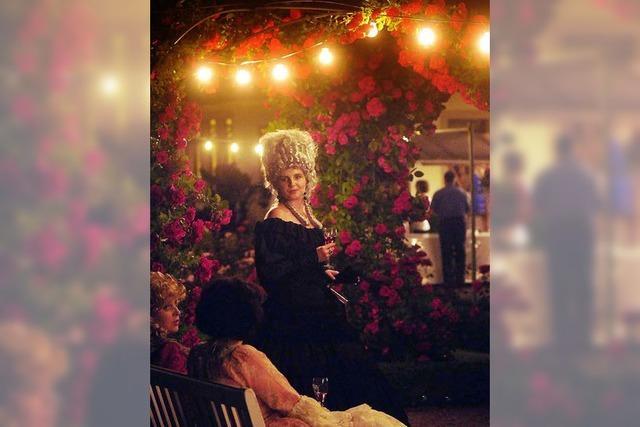 Rosenabend im Stadtpark: Pralle Farben zum sanften Abendwind