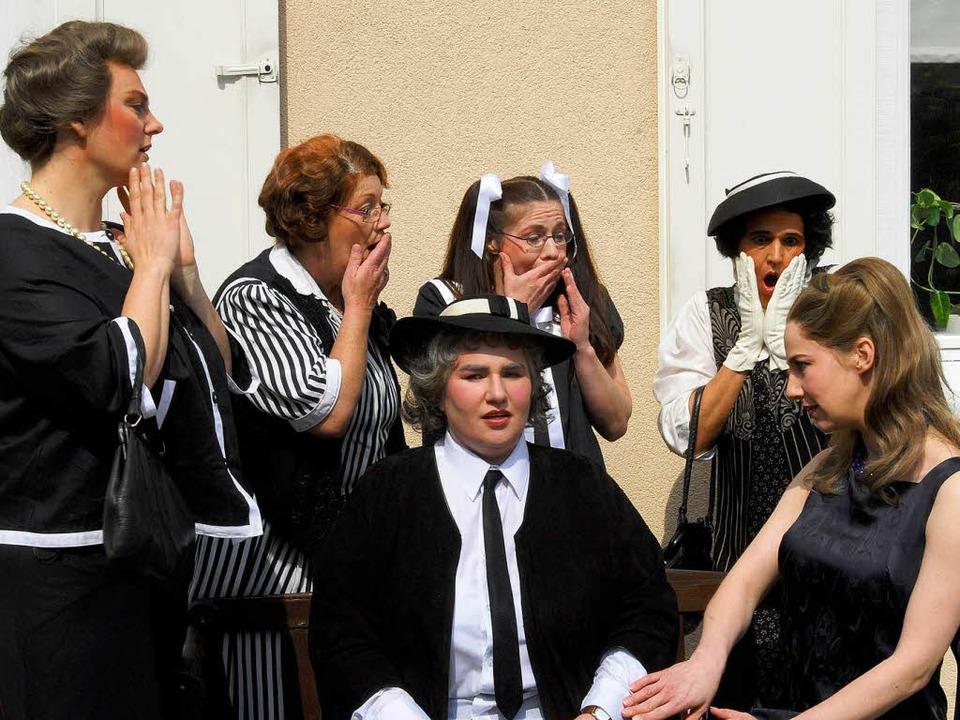 Die Damen vom Komitee  | Foto: Matthias Kolodziej