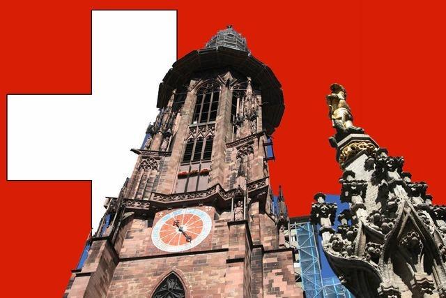 Die Schweiz macht Baden ein Aufnahmeangebot