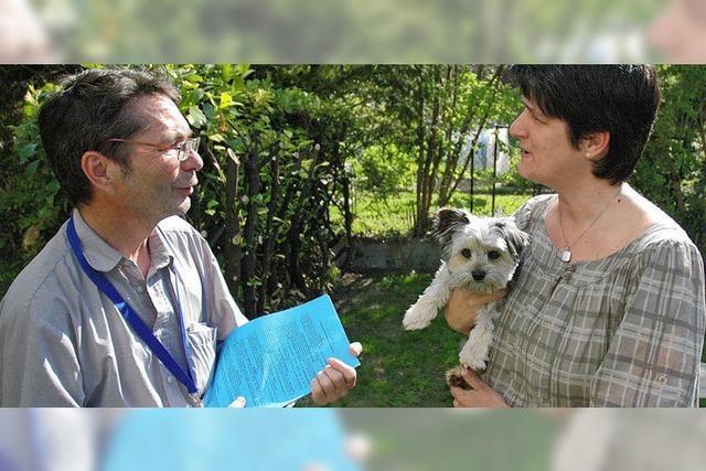 Binnen zwei Monaten 300 Hunde mehr in Kehl