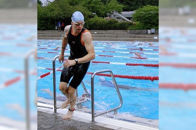 Triathlon: Im Laufschritt durch die leere Stadt