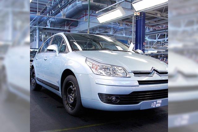 500 neue Jobs bei Peugeot