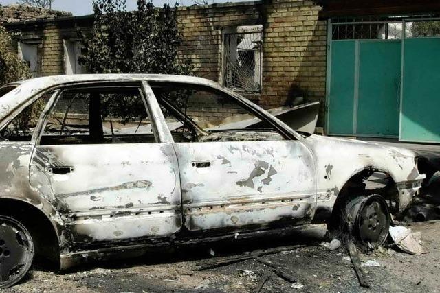 700 Tote bei Unruhen in Kirgistan?