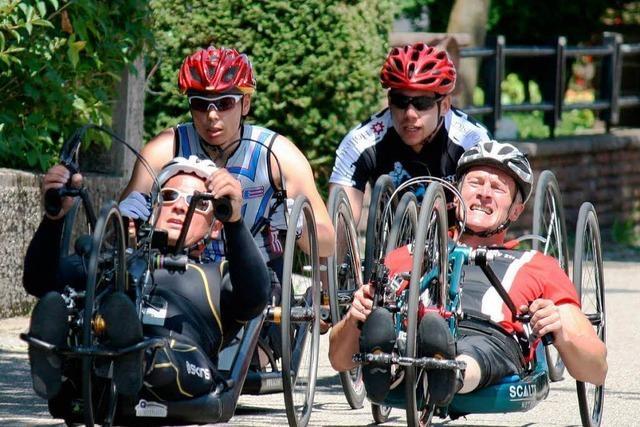 Europa-Cup der Para-Cycler