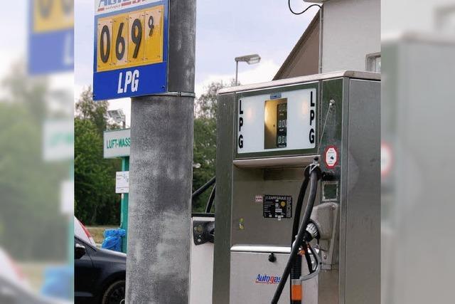 Immer mehr tanken Erdgas