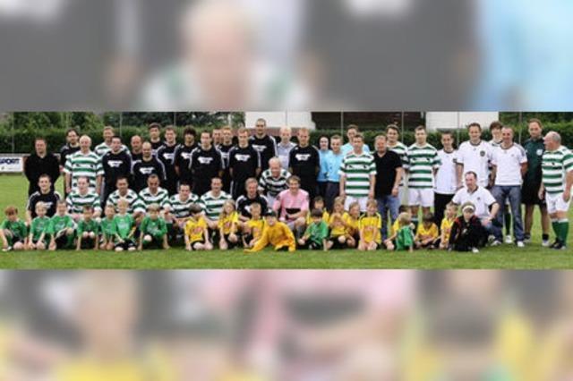 Ehrenstetter Fußballer siegen – meisterlich verstärkt