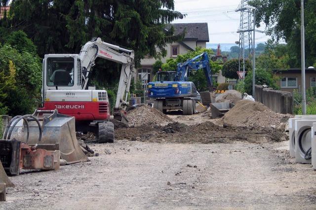 Dorfgraben wird voll saniert