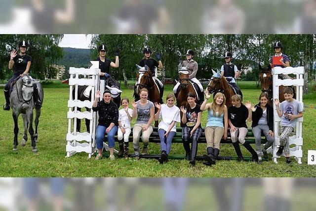 Expertentipps für junge Reiter