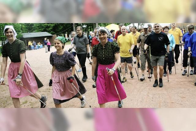 Breitnau – eine der besten Nordic-Walking-Adressen in Europa